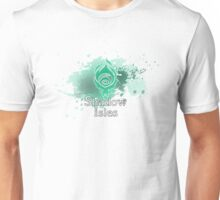 Abstract Shadow Isles Logo Unisex T-Shirt