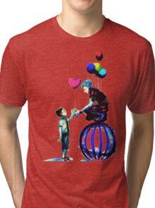 Hunter x Hunter-Gon Freecss & Hisoka Tri-blend T-Shirt
