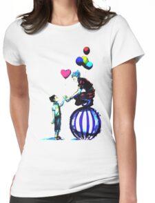 Hunter x Hunter-Gon Freecss & Hisoka Womens Fitted T-Shirt