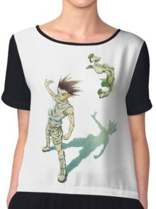 Hunter x Hunter-Gon Freecss Women's Chiffon Top