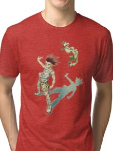 Hunter x Hunter-Gon Freecss Tri-blend T-Shirt