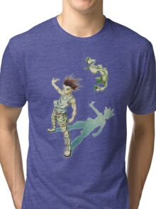 Hunter x Hunter-Gon Freecss Tri-blend T-Shirt