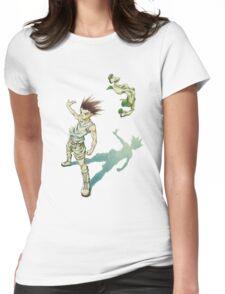 Hunter x Hunter-Gon Freecss Womens Fitted T-Shirt