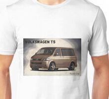 VW T5 Unisex T-Shirt