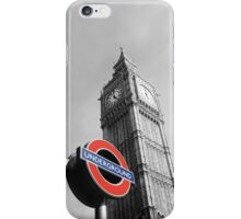 London Big Ben iPhone Case/Skin