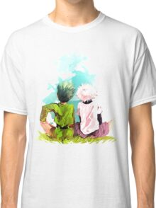 Hunter x Hunter-Gon Freecss & Killua Zoldyck Classic T-Shirt