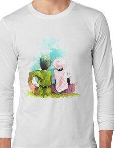 Hunter x Hunter-Gon Freecss & Killua Zoldyck Long Sleeve T-Shirt