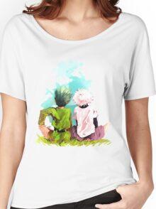 Hunter x Hunter-Gon Freecss & Killua Zoldyck Women's Relaxed Fit T-Shirt
