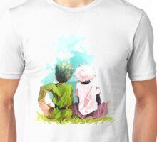 Hunter x Hunter-Gon Freecss & Killua Zoldyck Unisex T-Shirt