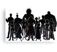 Hunter x Hunter-Phantom Troupe Canvas Print