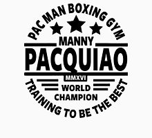 Manny Pacquiao Boxing Gym Unisex T-Shirt