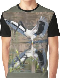 Reflected Graphic T-Shirt