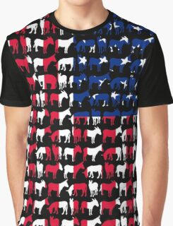 Watch out for an elephant Graphic T-Shirt