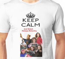 Melissa McCarthy Gilmore Girls etc Unisex T-Shirt