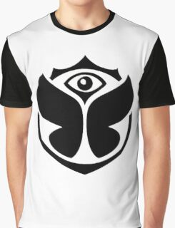 Tomorrowland logo Graphic T-Shirt