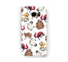 Dancing Animals Samsung Galaxy Case/Skin