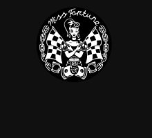 Miss Fortune Race Starter Rockabilly Girl Unisex T-Shirt