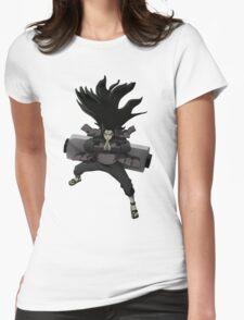 hashirama senju Womens Fitted T-Shirt