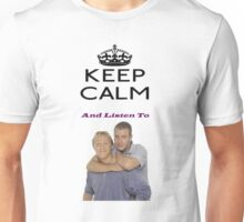 Robson and Jerome Unisex T-Shirt
