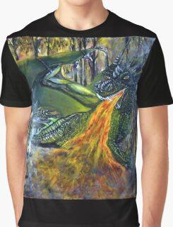 Dragon Fury Graphic T-Shirt