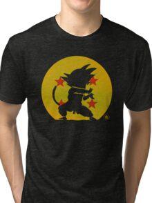 Kamehameha v2 Tri-blend T-Shirt