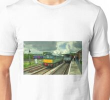 The Rat & Sprinter  Unisex T-Shirt