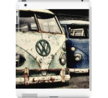 On the Buses iPad Case/Skin