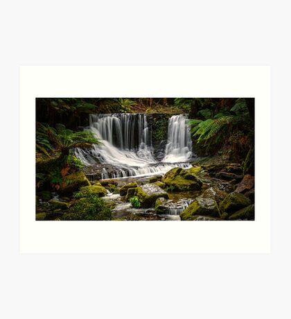 The Horseshoe Falls Art Print