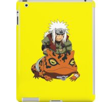 jiraiya iPad Case/Skin