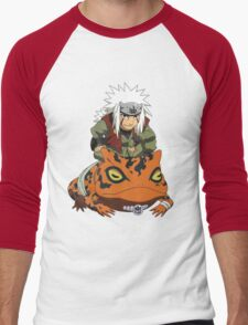 jiraiya Men's Baseball ¾ T-Shirt