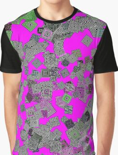 Urban Tile Graphic T-Shirt