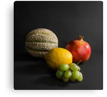 Fruit Still Life I Canvas Print