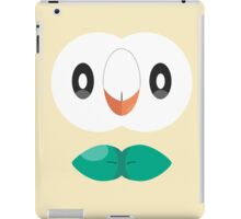 Grass Quill Monster iPad Case/Skin