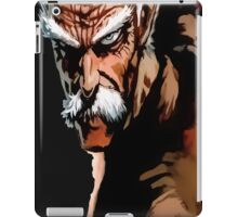 one punch man iPad Case/Skin