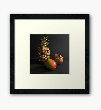 Fruit Still Life II Framed Print