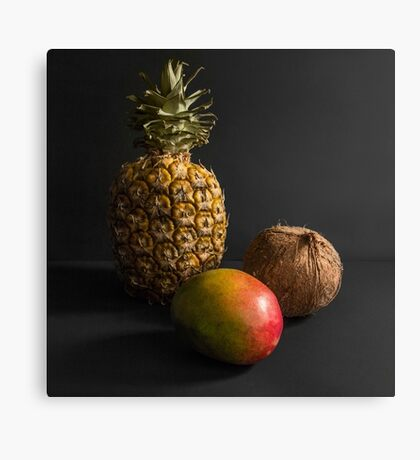 Fruit Still Life II Canvas Print
