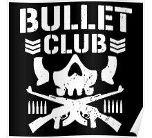 Bullet Club New Japan Pro Wrestling Poster