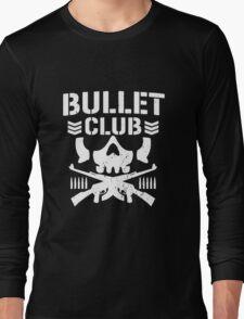 Bullet Club New Japan Pro Wrestling Long Sleeve T-Shirt