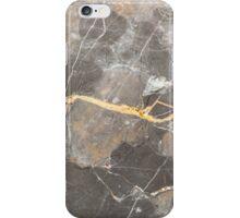 Grey marble iPhone Case/Skin