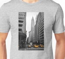 New York Chrysler Building Unisex T-Shirt