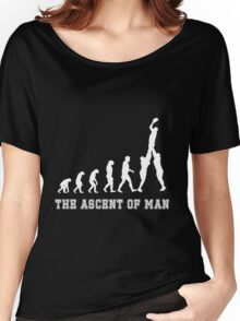 The Ascent Women's Relaxed Fit T-Shirt