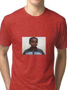 Tribute to Ahmed Haji Tri-blend T-Shirt