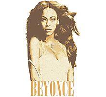 Beyonce Photographic Print
