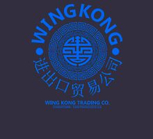 WING KONG - BIG TROUBLE IN LITTLE CHINA JACK BURTON (BLUE) Unisex T-Shirt
