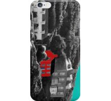 Port Isaac/Port Wenn - Doc Martin's House iPhone Case/Skin