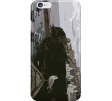 Port Isaac Seagull iPhone Case/Skin