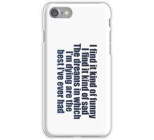 #MadWorld iPhone Case/Skin