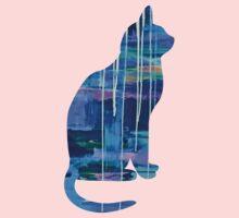 Galaxy Cat One Piece - Long Sleeve
