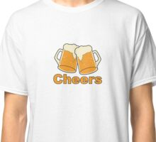 Cheers beer  Classic T-Shirt