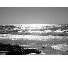 Constantine Bay Black and White Photographic Print